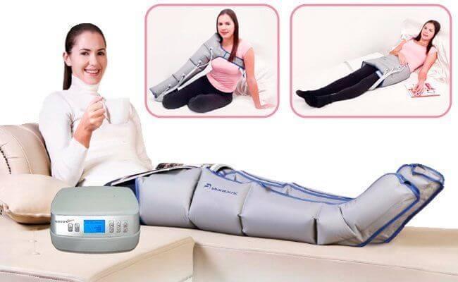 comprar maquina de presoterapia profesional